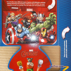 PaxToy Z Energy   2015 Marvel Avengers (Blokhedz)   photo 07