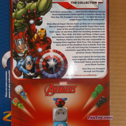 PaxToy Z Energy   2015 Marvel Avengers (Blokhedz)   photo 09