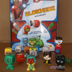 PaxToy Z Energy   2015 Marvel Avengers (Blokhedz)   photo 12