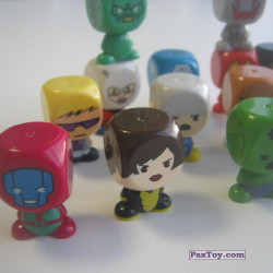 PaxToy Z Energy   2015 Marvel Avengers (Blokhedz)   photo 16