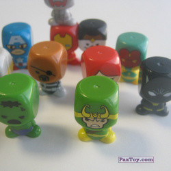 PaxToy Z Energy   2015 Marvel Avengers (Blokhedz)   photo 18