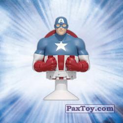 PaxToy 01 Captain America (Logo)