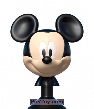 PaxToy.com - 01 Mickey из Dis-Chem: Disney MicroPopz! (Stikeez)