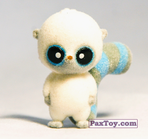 PaxToy.com  Фигурка 01 Юху из Choco Balls: Юху и Его Друзья