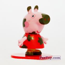 PaxToy 02 Грязнуля Свинка Пеппа