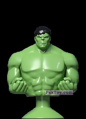PaxToy.com - 02 Hulk из Kroger: Marvel Avengers Micro Pop