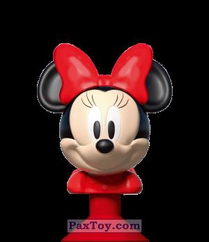 PaxToy.com - 02 Minnie из Dis-Chem: Disney MicroPopz! (Stikeez)
