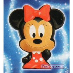 PaxToy 02 Minnie Mouse   Mickey Mouse & Friends (Sticker)