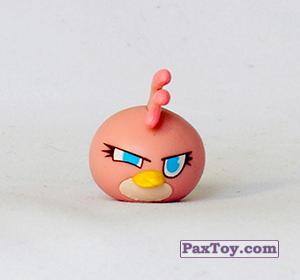PaxToy.com - 02 Стелла злюка из Choco Balls: Stella Angry Birds