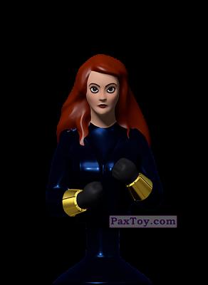 PaxToy.com - 03 Black Widow из Kroger: Marvel Avengers Micro Pop