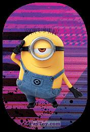 PaxToy.com - 04 Tanzender Carl из REWE: Minions Cards