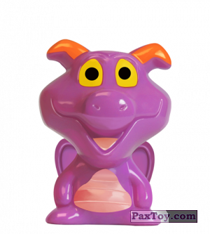 PaxToy.com - 05 Figment - Mickey Mouse & Friends из REWE: Die Disney Wikkeez Toys