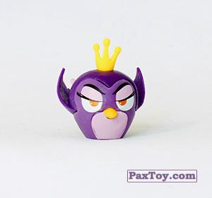 PaxToy.com - 05 Гейл «Плохая принцесса» из Choco Balls: Stella Angry Birds