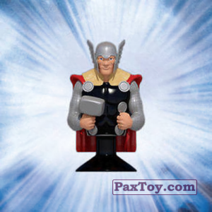PaxToy.com - 05 Thor (Canada) из Air Miles: Marvel Mania (Micropopz)