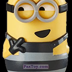 PaxToy 07 Ausbrecher Dave (Wobbleez)