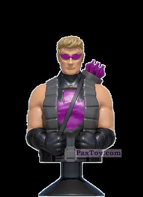 PaxToy.com - 07 Hawkeye из Kroger: Marvel Avengers Micro Pop