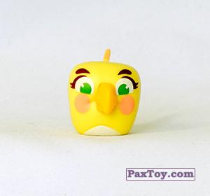 PaxToy.com - 07 Поппи из Choco Balls: Stella Angry Birds