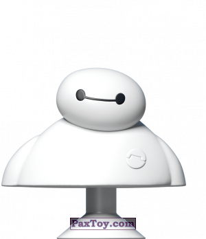 PaxToy.com - 08 Baymax из Dis-Chem: Disney MicroPopz! (Stikeez)