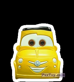 PaxToy.com - 08 Luigi - Cars из REWE: Die Disney Wikkeez Toys
