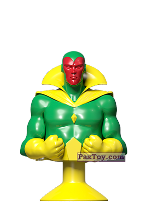 PaxToy.com - 08 Vision из Kroger: Marvel Avengers Micro Pop