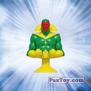 PaxToy.com - 08 Vision (Canada) из Air Miles: Marvel Mania (Micropopz)