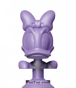 PaxToy.com - 09 Daisy Duck из Dis-Chem: Disney MicroPopz! (Stikeez)