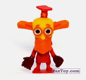 PaxToy.com - 09 Дедус из Choco Balls: Фиксики