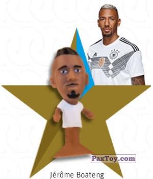 PaxToy.com - 09 Jérôme Boateng из REWE: DFB Fussball Popz 2018 (Stikeez)