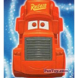 PaxToy 09 Mack Truck   Cars (Sticker)