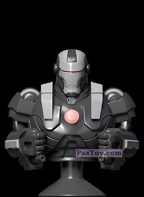 PaxToy.com - 09 War Machine из Kroger: Marvel Avengers Micro Pop