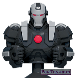 PaxToy.com - 09 War Machine (Canada) (Сторна-back) из