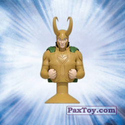 PaxToy 10 Loki (Logo)