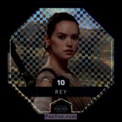 PaxToy #10 Rey Foil (a)