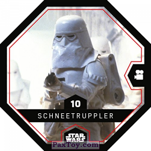 PaxToy.com - 10 Schneetruppler из REWE: Star Wars Cosmic Shells