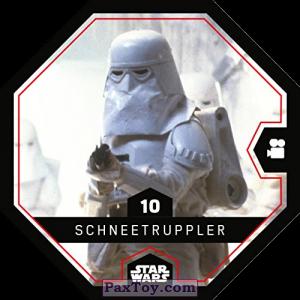 PaxToy.com - 10 Schneetruppler из REWE: Star Wars Cosmic Shells