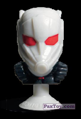 PaxToy.com - 11 Ant-Man (Stikeez) из Carrefour: Marvel Avengers (Megapopz)
