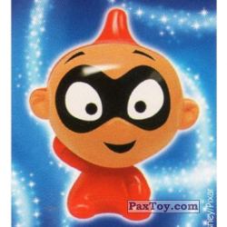 PaxToy 11 Jack Jack   The Incredibles (Sticker)