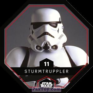 PaxToy.com - 11 Sturmtruppler из REWE: Star Wars Cosmic Shells