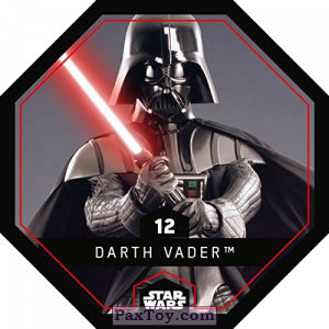 PaxToy.com - 12 Darth Vader из REWE: Star Wars Cosmic Shells