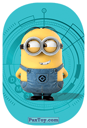 PaxToy.com - 12 Dave из REWE: Minions Cards