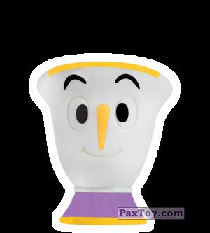 PaxToy.com - 13 Chip - Beauty & the Beast из REWE: Die Disney Wikkeez Toys
