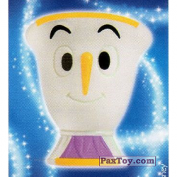 PaxToy 13 Chip   Beauty & the Beast (Sticker)