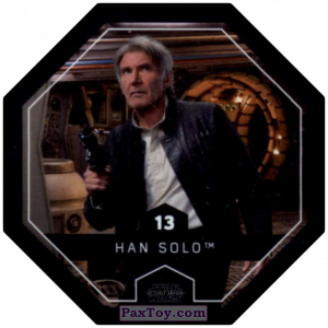 PaxToy.com - #13 Han Solo из Winn-Dixie: Star Wars Cosmic Shells