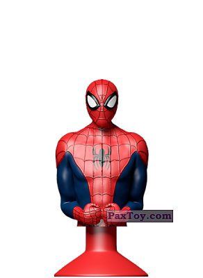 PaxToy.com - 13 Spider-Man из Kroger: Marvel Avengers Micro Pop