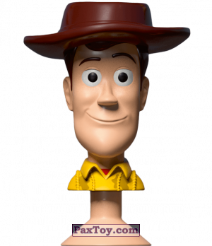 PaxToy.com - 13 Woody из Dis-Chem: Disney MicroPopz! (Stikeez)