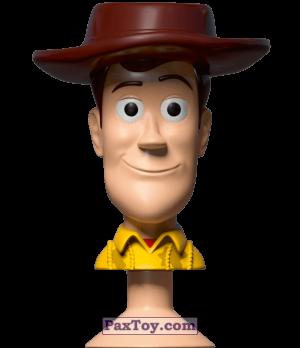 PaxToy.com  Stikeez, Прилипалы 13 Woody из Dis-Chem: Disney MicroPopz! (Stikeez)