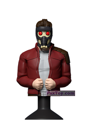 PaxToy.com - 14 Star-Lord из Kroger: Marvel Avengers Micro Pop