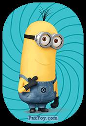 PaxToy.com - 14 Tim из REWE: Minions Cards