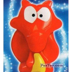 PaxToy 15 Mushu   Mulan (Sticker)
