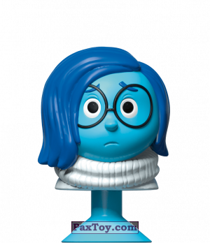 PaxToy.com - 15 Sadness из Dis-Chem: Disney MicroPopz! (Stikeez)